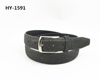 High quality leather replica designer PU belts for men