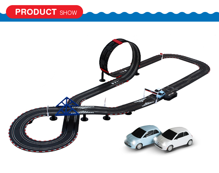 Most popular cost-effective funny hobbie electric mini car racing track with diy race track