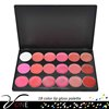 Worldwide hot-selling shiny lipgloss 18 color lipgloss palette with your logo