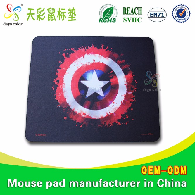 Edge Locked Wrist Support Breast Mouse Pad
