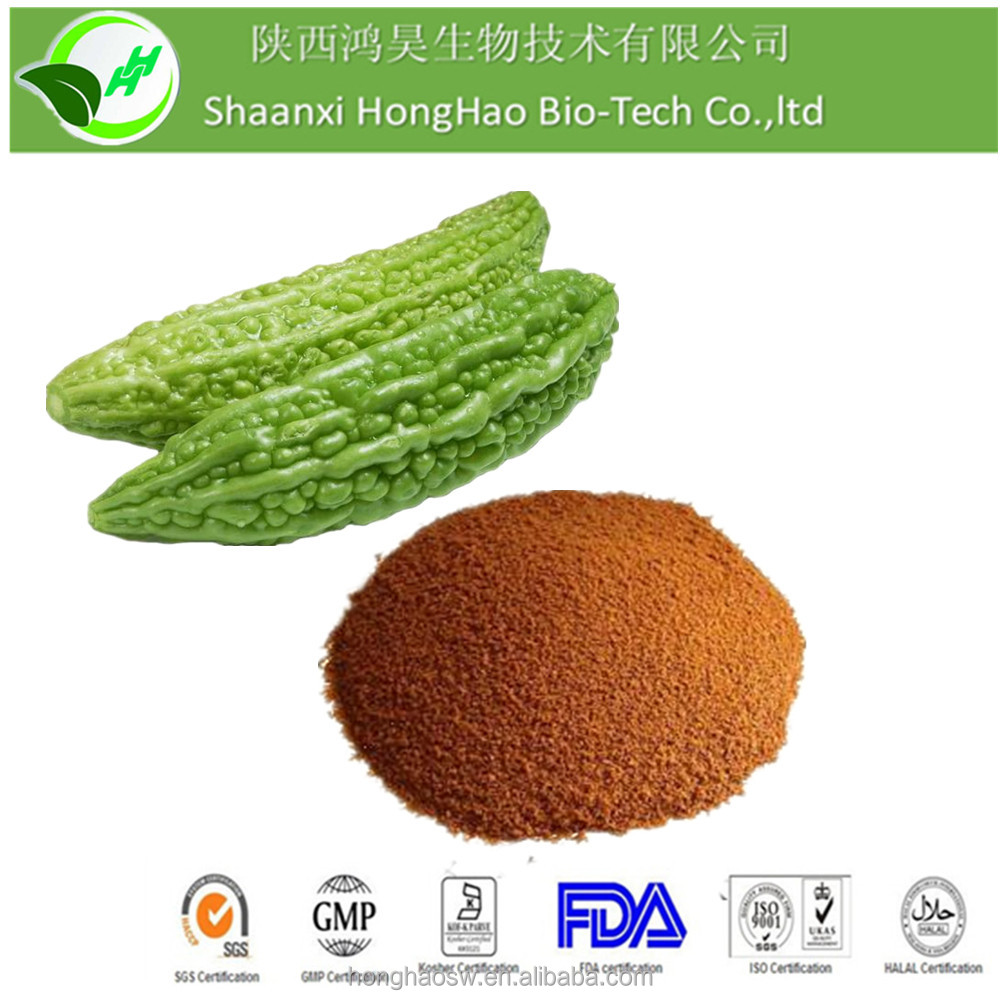 10:1 100% Pure Dried Bitter Melon Powder Extract