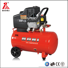 China factory good quality portable 50 litre air compressor