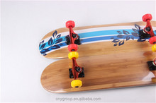 custom mini kids maple wood finger skateboard complete skateboards