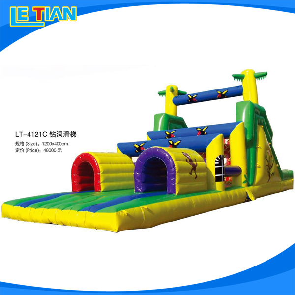 Factory custom inflatable jumper