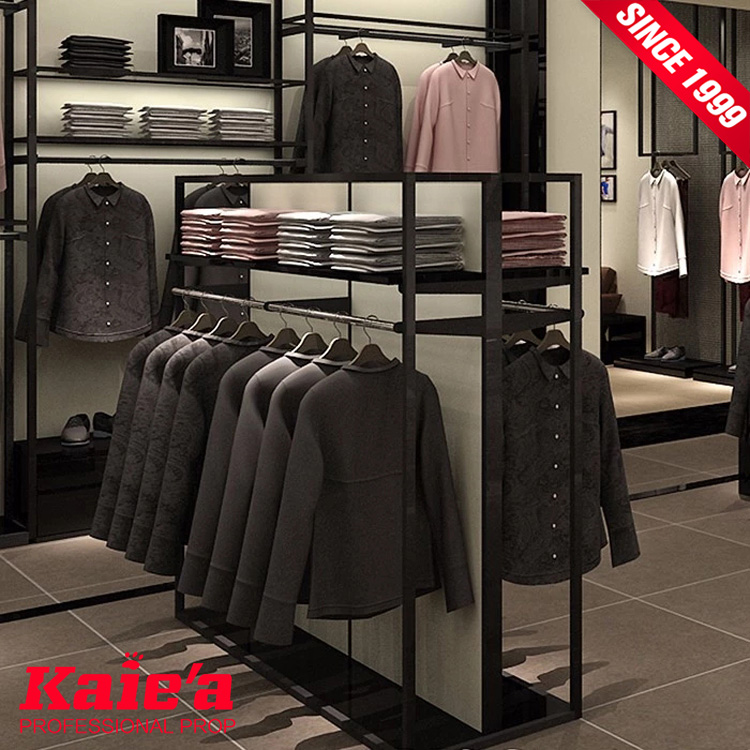factory price clothing display racks for retail store
