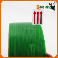 flexible, clear plastic strap band For Machine Packing Eith Great Quality