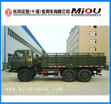 Factory Sale Dongfeng military 6x6 dump truck photo