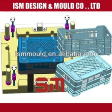 wholesale bottle crate mould,beer case mould,plastic crate mould