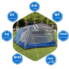 Portable Sun Shade UV protection camping air beam tent with canopy