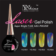 Rainbow Colors Good Quality Wholesale Uv Gel for laser gel polish with brand gel polish 12 colors