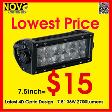Affordable Price High Intensity Led Chips Off Road Led Light Bars