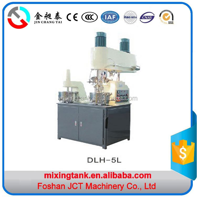 Power mixer silicone sealant machine for no nail sealant making