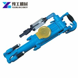Factory used pneumatic rock drill for sale Jack YT 28 Air leg jack Hammer