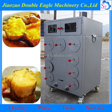 Commercial sweet potato roasting machine/Baked corn/maize cob roaster