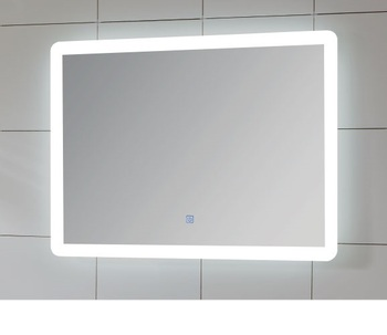 Modern Convenient Smart Custom Decorative Wall Cabinet Mirror With Light