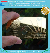 Laser Engraved Polish Mirror Brass Name Tag With Variable Data
