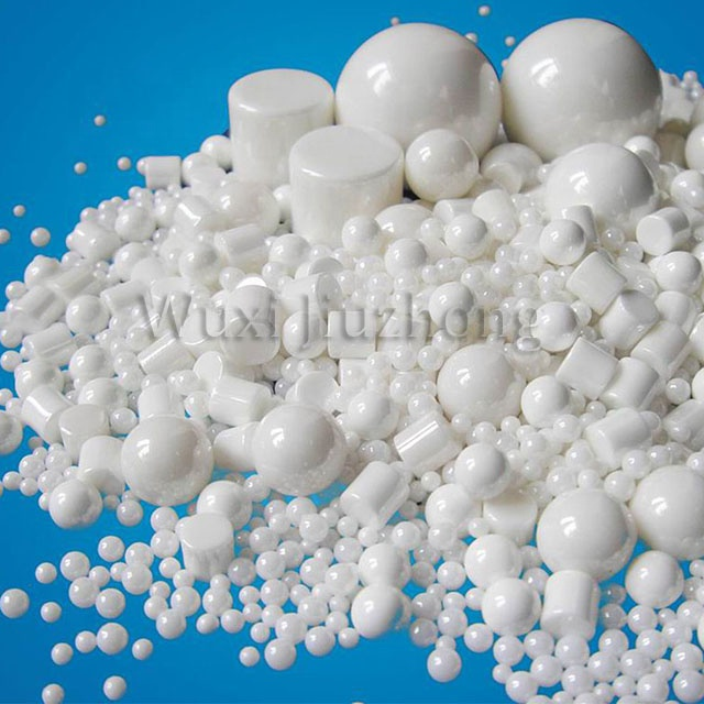 25mm 95% content zirconia oxide beads China manufacturer