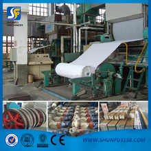 Small Toilet Paper Making Machine from Manufacturer