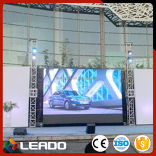Cheap Fast Delivery led curtain display for stage rental