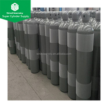 Seamless Steel Carbon Dioxide Gas Cylinder , High Quality co2 storage tank
