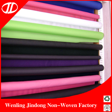 Good Quality Biodegradable Pp Spunbond Nonwoven Fabric For Ladies Suitcase Cover