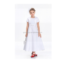 A Line First Holy Christening Communion Dress With Jacket