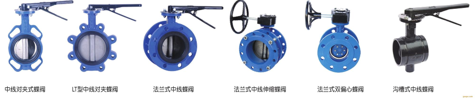 Butterfly Valve with Pin from tianjin factory
