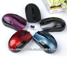 2012 High DPI PC 2.4G wireless mouse