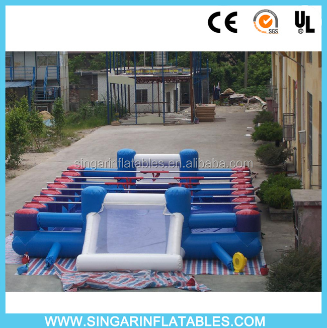 inflatable soccer field,inflatable football pitch,inflatable football field for sale