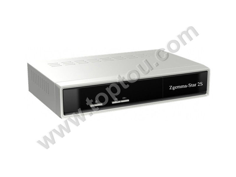 1080p full hd satellite receiver zgemma star 2S HDTV Receiver MHEG-2/4 H. 264