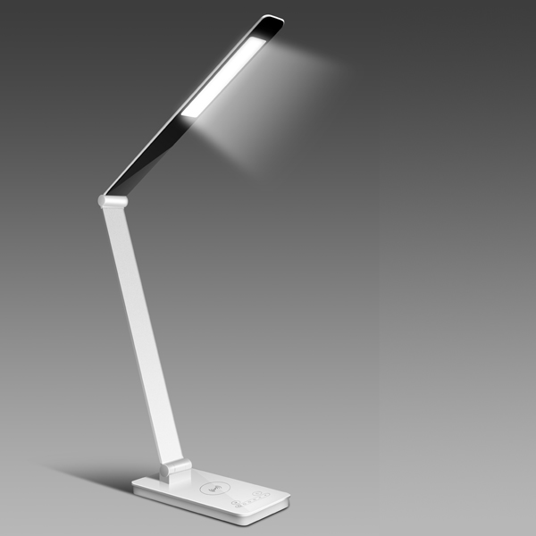 Shenzhen eye protection usb computer desk lamp,touch sensor fast battery powered desk lamp parts