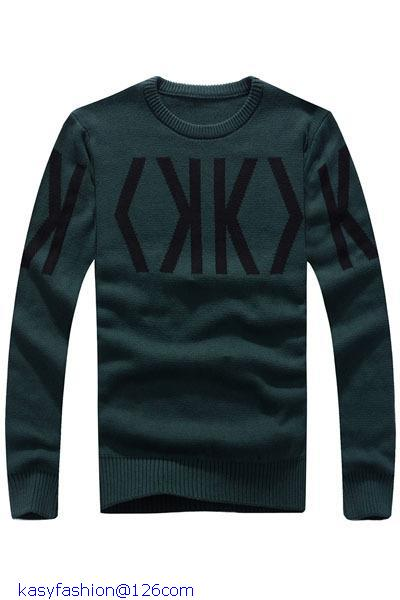 2015 New Arrival Pullover Black/Light Gray Fashion Male English Letter Knit Sweater LC13009 Casual Slim Mens Winter Sweater