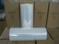 hand use PVC/PET surface protective stretch film