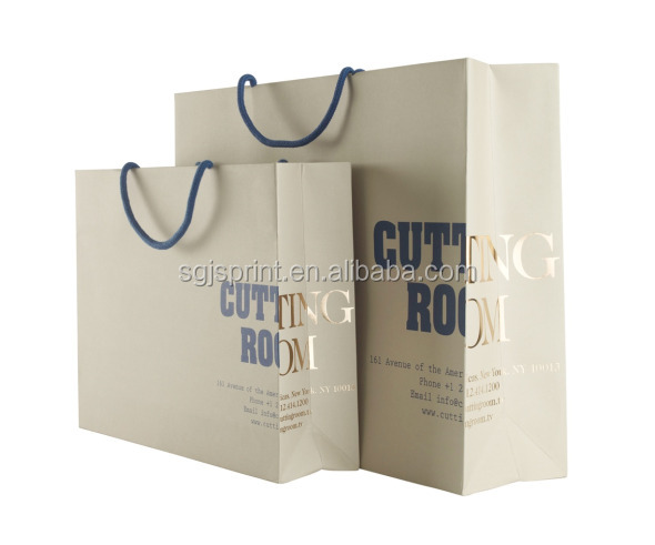 Design Personalized Paper Bag Service