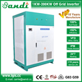 200kw split phase 120/240VAC 60Hz output power off grid inverter
