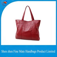 Top Best buy direct from china manufacturer fashion ladies shoulder pipe leather shoulder bag