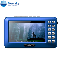 Rechargeable portable digital tv with USB Afghanistan India Qatar Kuwait Bahrain Oman Yemen