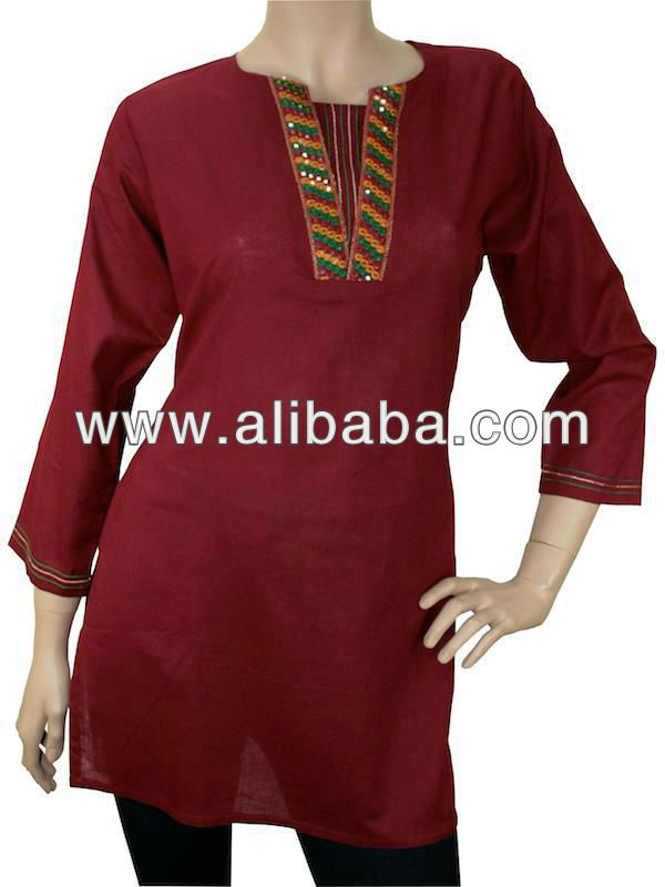 Afghan koochi tribal looking new style shirts
