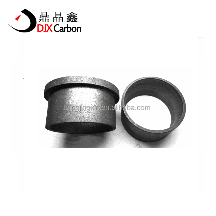 Wear Resistance Graphite Bush Bearing for Rollers in The Furnace