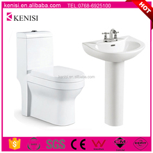 Alibaba China Ceramic Sanitaryware Bathroom Set