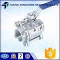 Factory Supply Attractive Price Stainless Ball Valve