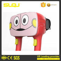 Adorable Children 9D VR game machine for amusement center