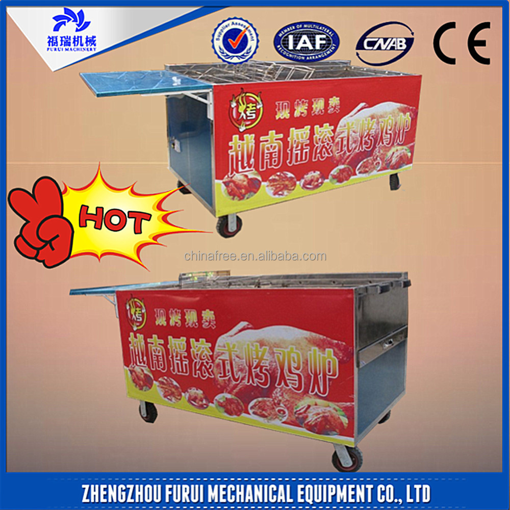 CE proved chicken oven roaster/chicken roster with good performance
