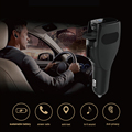 Langder Multi-functional 2in1 Bluetooth Fast Car Phone Charger