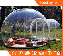 Transparent camping Tent,Inflatable Bubble camping Tent