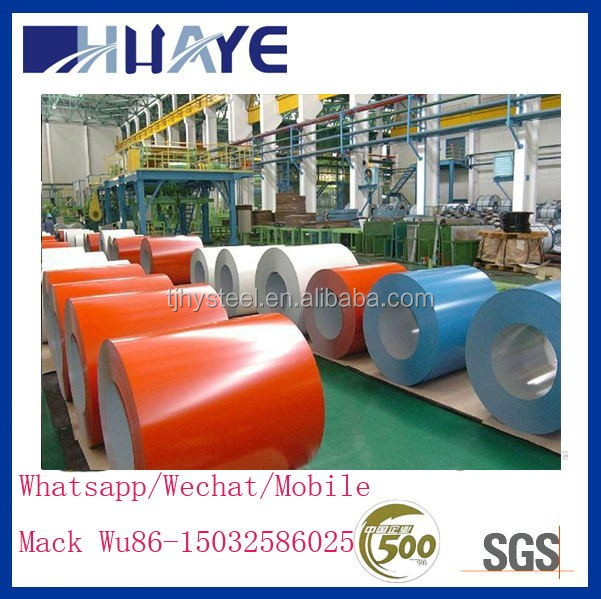 High Quality Ppgi/Gi/Secc Dx51 Zinc Cold Rolled/Hot Dipped Galvanized Steel