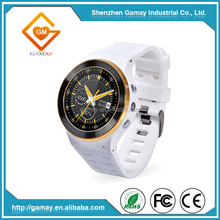 New Design Watch Mobile MTK6580 Quad Core 3G WIFI Andriod 5.1 Smart Watch