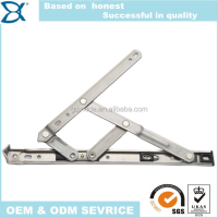 Stainless steel glass hardware gaoyao window friction stay,window stay arm