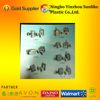 low price new design shower wheel/ double system /single system/ shower roller/27mm/24mm/