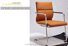 New model meeting chair photos/leather pu office chairs conference room chair design